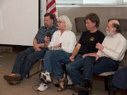 Bee Panel at Yuba River Movie Festival with Randy Oliver, Serge Labesque and Gary McClaughry